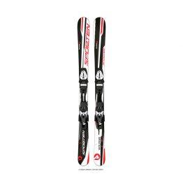 Wolfram snow skis by Sporten with Tyrolia Bindings