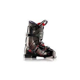 Alpina X3 Ski Boots Racket Black Red