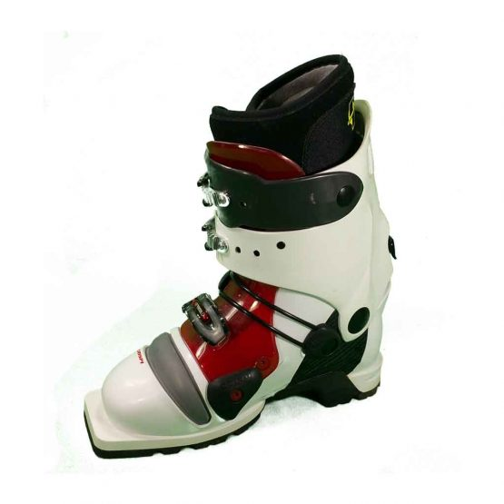Telemark Crispi-boot xp-lady white 26-side