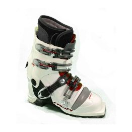 Telemark Crispi-boot xp-lady white 26