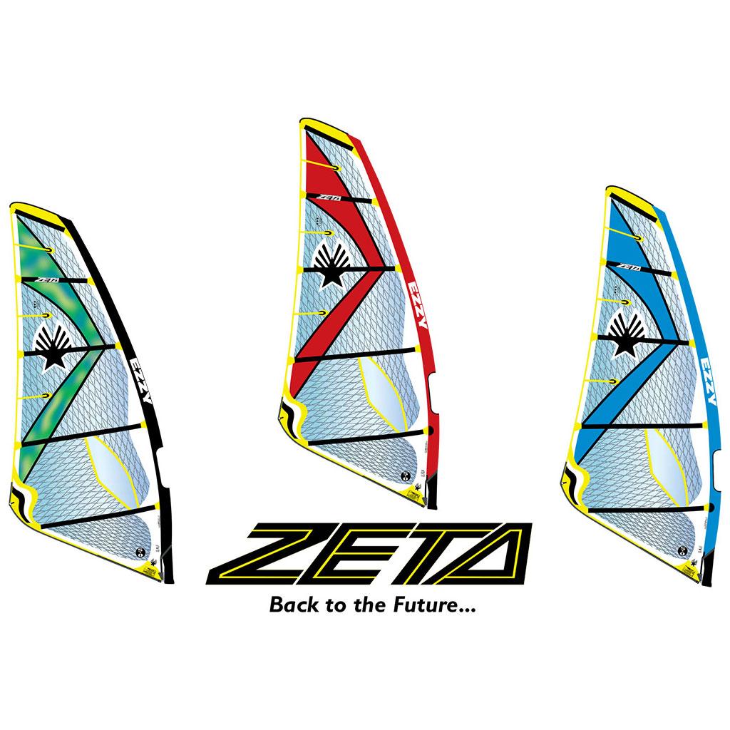 Ezzy Zeta Windsurfing Sail 18-19