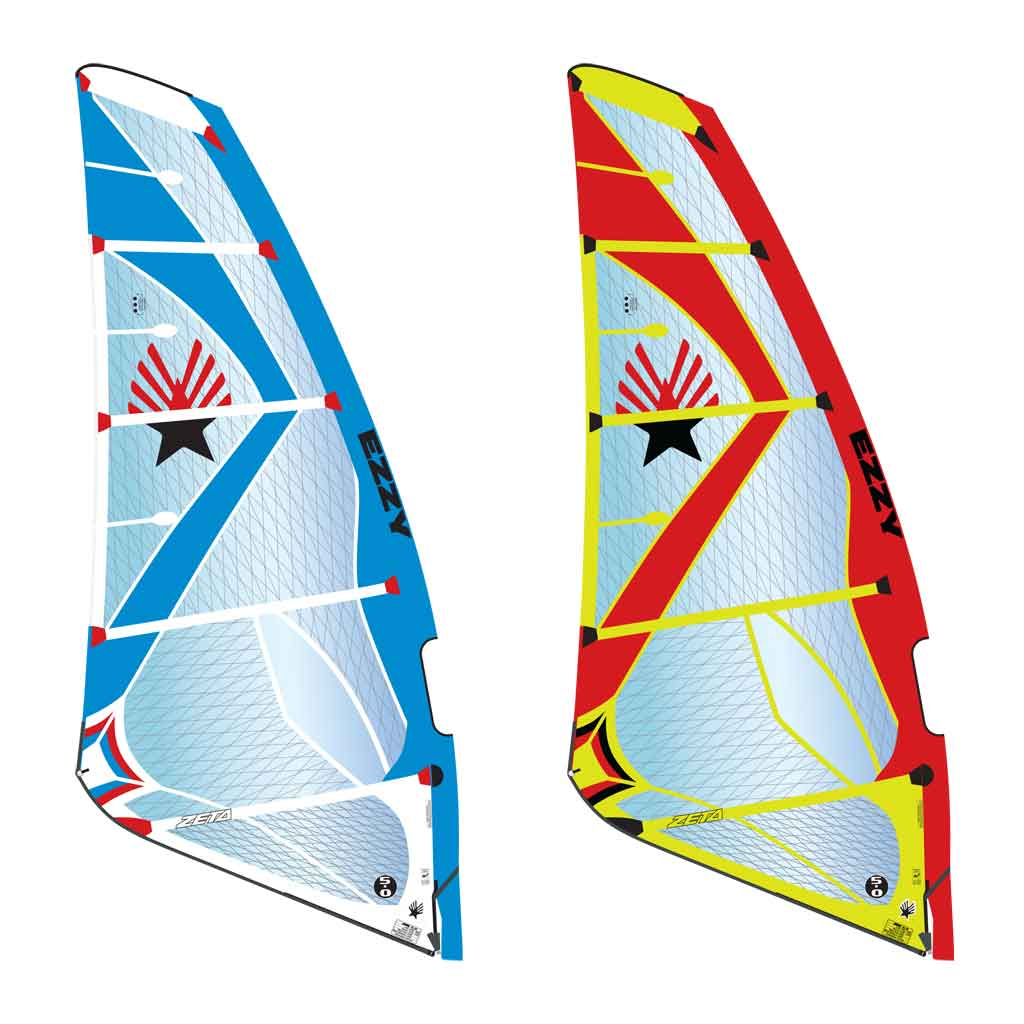 Ezzy Zeta Windsurfing Sail 19-20